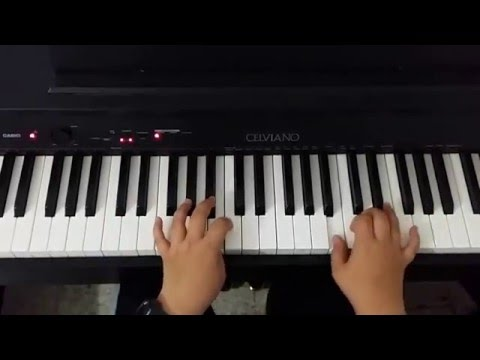 Medcezir - Kuyruklu Yıldızım // Yaman & Mira // Piano Cover