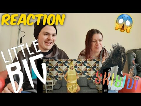 First Time Reaction To LITTLE BIG – SKIBIDI (official Music Video) 🇷🇺