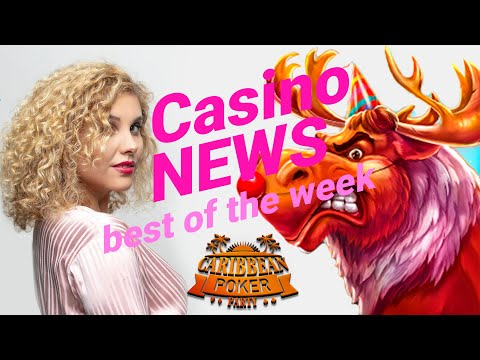 Best casino news of the week: Raging Reindeer, Eagle Riche, Overview of Poker Room Series - 동영상