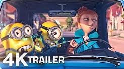 ICH - Einfach Unverbesserlich 2 Trailer 3 German Deutsch [4K] 2013