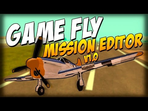 Обзор Модов GTA San Andreas #96 Game Fly Mission Editor v1.0