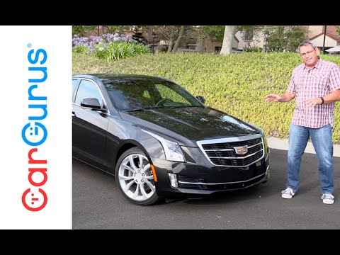 2015 Cadillac ATS | CarGurus Test Drive Review