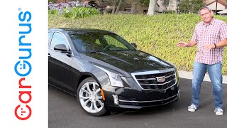 2015 Cadillac ATS | CarGurus Test Drive Review