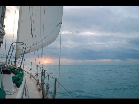 Sailing from New Orleans to Exumas, Bahamas