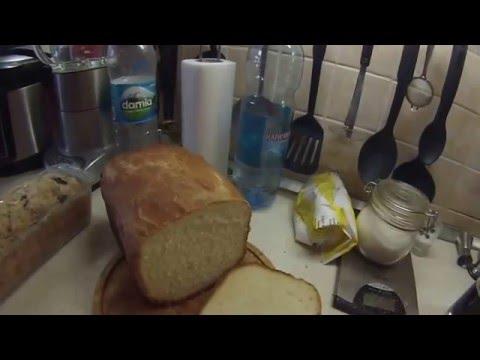Пропало молоко? Делай хлеб!