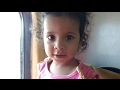 Amazing Poem by Two Year Old Baby - So Ja Baby So Ja