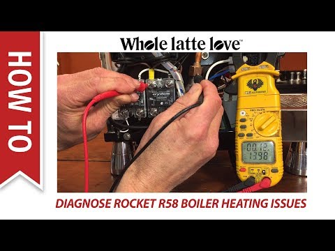 How To Diagnose Rocket R58 Boiler Heating Issues