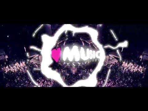 I LOVE MUSIC FESTIVAL @ Siam Park ★ 24/25 MAR 2016