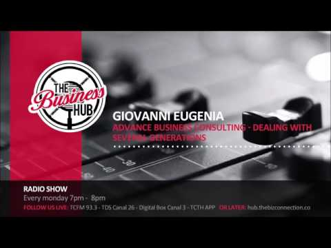 The Business Hub - Giovanni Eugenia - Dealing with several Generations