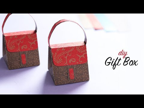 DIY Gift Box Ideas | Paper Boxes | DIY Activities