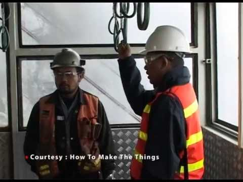 "Serial How To Make The Things: ""How To Mine Cooper And Gold"" (Freeport) Eps 1 Segment 3 Of 4"
