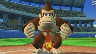 mario super sluggers wii raging and funny moments