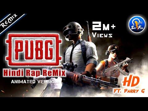 PUBG Rap Anthem - (Life Jaise PubG) Ft. Parry G | Animated Version Remix
