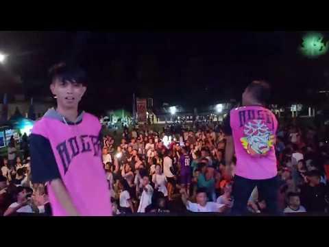 KUTU LONCAT - Bassgilano (Live Perform) Manado Independent School