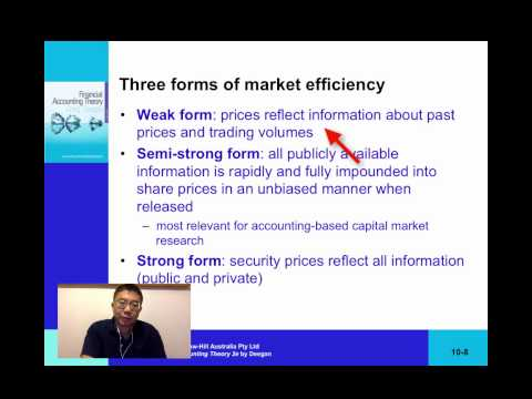 Capital Market Research Part 1/2