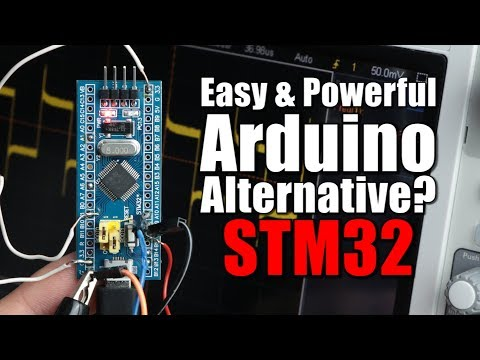 Easy & Powerful Arduino Alternative? STM32 Beginner's Guide