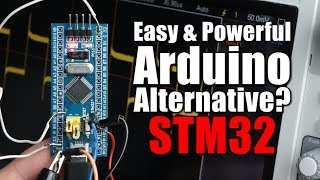 Easy & Powerful Arduino Alternative? STM32 Beginner