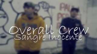 Overall Crew - Sangre Inocente (CON LETRA) Prod. M audiovision RAP ARGENTINO 2015