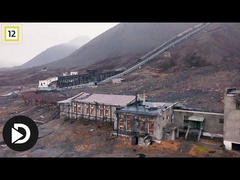 Jegertvillingene | Denne russiske gruvebyen har vært forlatt i 20 år | TVNorge