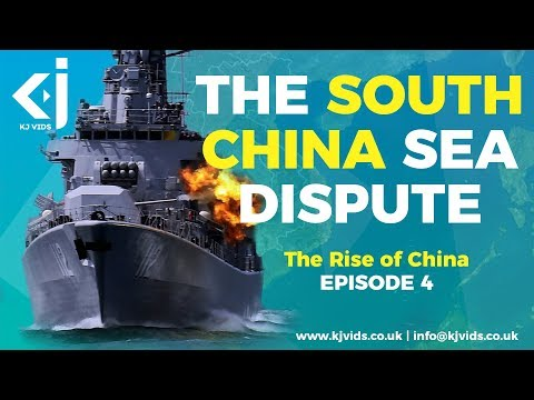 The South China Sea Dispute | The Rise of China Mini Documentary | Episode 4