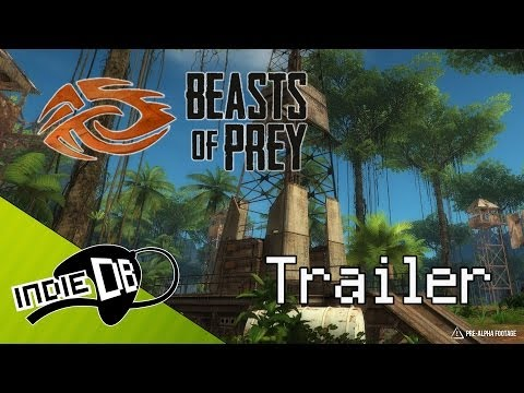 Beasts of Prey Trailer