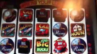 Reel Deal Casino Shuffle Master Edition - Press Your Luck slot machine