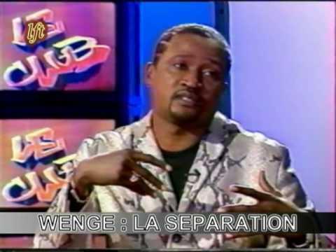 INTERVIEW DE WERRASON 1 : LA SEPARATION DE WENGE