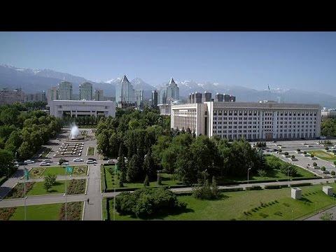 Die Stadt der Äpfel: Almaty - metropolitans