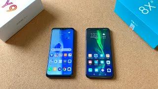 Huawei Y9 vs Honor 8X - Cousin Phones Battle!