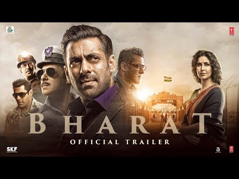 BHARAT Official Trailer Staring By Salman Khan and Katrina Kaif