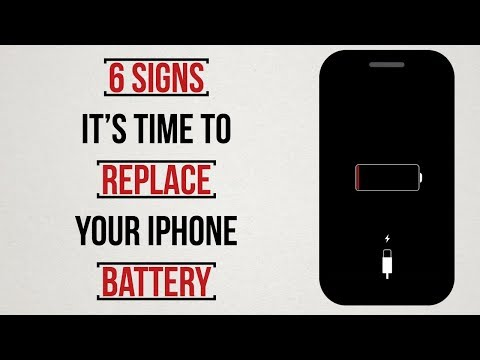 6 Signs You Need A New IPhone Battery