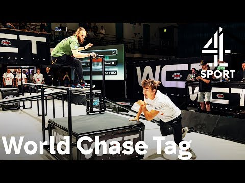 World Chase Tag - The MOST EXTREME Game Of Tag!! | WCT Championship 2019