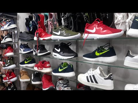 huge selection of b5319 36210 1st copy Shoes at guwahati market full address