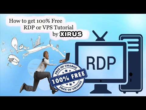 NEW METHOD ADMIN RDP VPS 30 DAYS WITH NO CREDIT CARD 2017