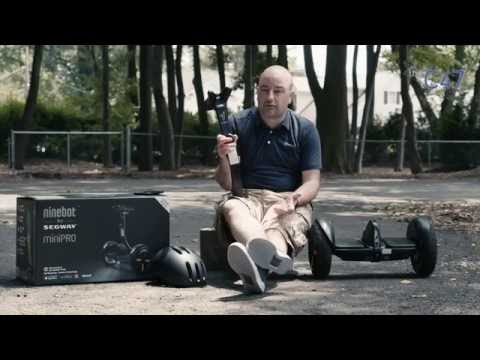 Random Acts Of    Ninebot by Segway miniPRO - YouTube