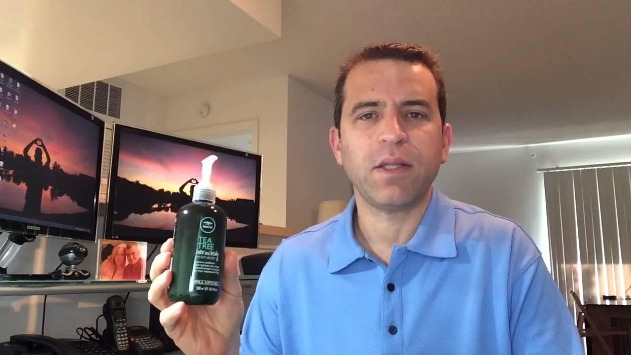 Paul Mitchell Tea Tree Hair And Body Moisturizer Testimonial Review You