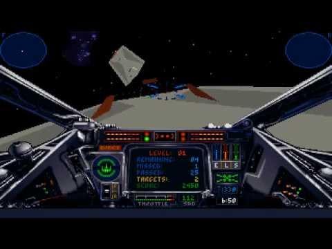 Star Wars: X-Wing (PC/DOS) 1993, LucasArts