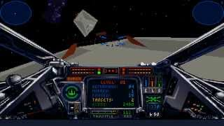 Star Wars: X-Wing (PC/DOS) 1993, LucasArts