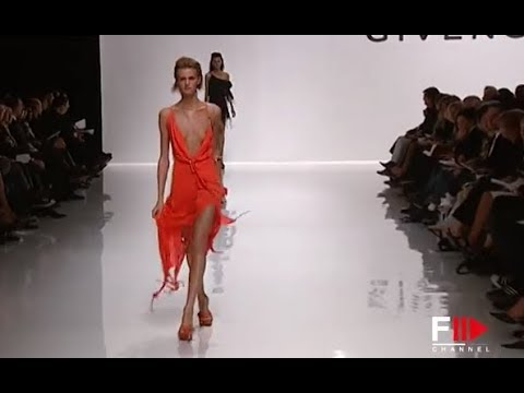 GIVENCHY Spring Summer 2003 Paris – Fashion Channel