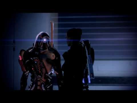 Mass Effect 2:  Legion Compilation [w/ Hidden Dialogue / Scenes]