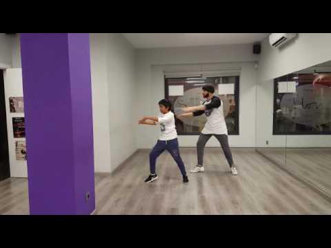 Clase De Hip Hop Con Quique Guijarro En FLOW Madrid Escuela De Baile