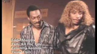 Eddie Murphy - Party All The Time - Instrumental