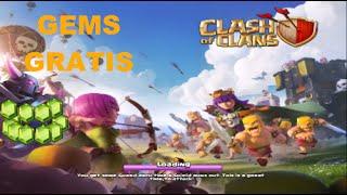 Clash Of Clans - Clans Cara Mendapatkan Gems Secara Gratis!!!!