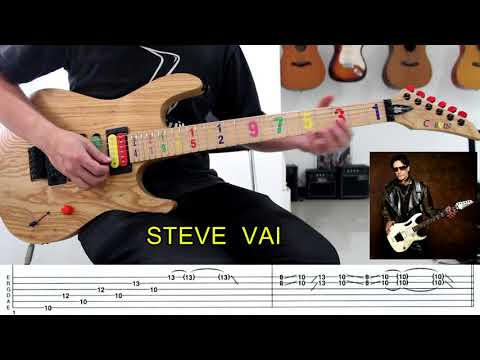 Download Youtube: 12 CLASSIC ROCK LICKS with TAB by Nut