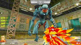 Counter-Strike Nexon: Zombies - Phobos Zombie Boss Fight (Hard6) gameplay on Last Clue map