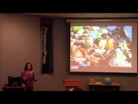 Rainwater Harvesting: Kimberly Counts at TEDxPinewoodPrepSchool