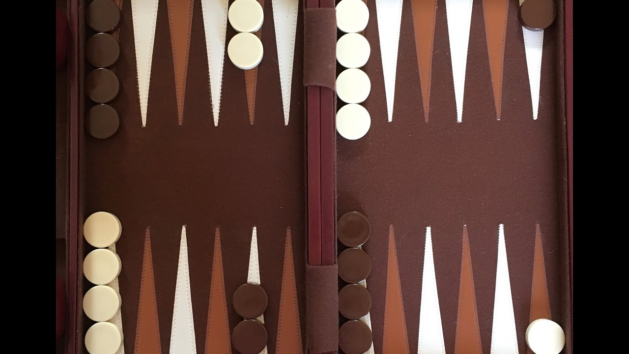 picture regarding Printable Backgammon Board called How Towards Engage in Backgammon