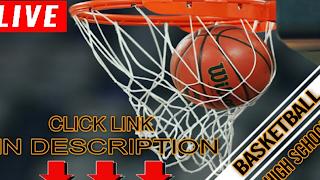 Cambria-Friesland vs. Randolph High School Basketball (LIVE) FULL-HD 2020