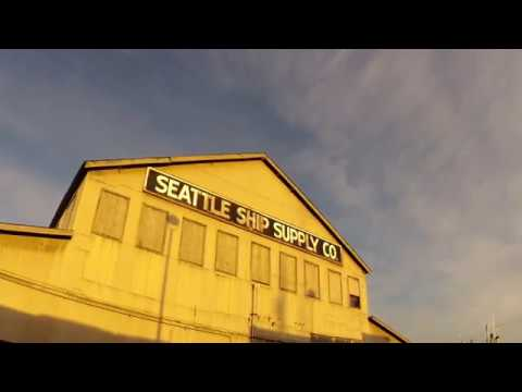 Seattle Ship Supply (time lapse)