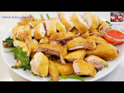 Cách làm GÀ Ủ MUỐI ngọt Thịt, Da vàng giòn ăn đến đâu ngon đến đó by Vanh Khuyen